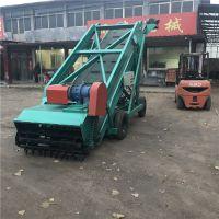 青贮池专用取料机 刮板取料机生产厂家 现代化牧场扒料车