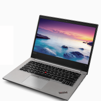 联想笔记本电脑翼E480-1ACD I7-8550U/8G/128G+1T/2G/银正品