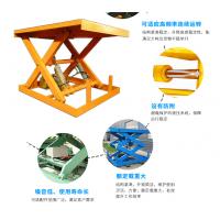 北京固定剪叉式升降平台设备【华工机械】流水线升降平台