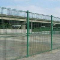 衡阳市护栏网 绿色双边丝护栏网厂家 养殖围栏网