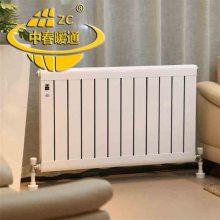 钢三柱散热器耐腐蚀-钢三柱散热器-中春暖通(查看)