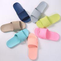 厂家直供夏季拖鞋家居家拖鞋批发EVA防滑浴室拖鞋便宜凉拖鞋