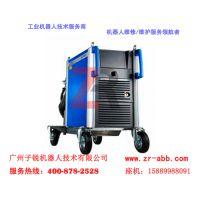 克鲁斯GL 350机器人焊机电源主驱动故障维修