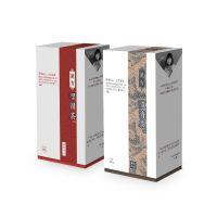 陕西纸盒包装厂 折叠350g白卡纸彩盒 药盒保健品包装盒设计定制