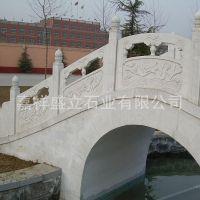 厂家直销别墅拱桥石雕栏杆中式护城河防护栏