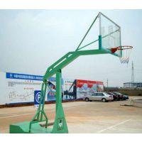 福建手动液压篮球架-强森健身器材招标-手动液压篮球架安装