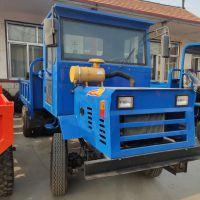 济宁四不像车厂家 28马力柴油四轮农用拖拉机 山区爬坡运输车3T