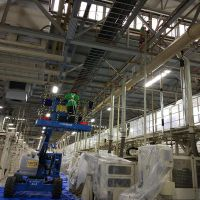 日照钢结构清洗-日照多丽保洁物业托管-日照钢结构清洗施工方法