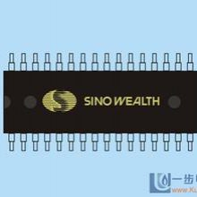 代理新唐N76E616AL48,内置LCD drive单片机,集成式LCD方案