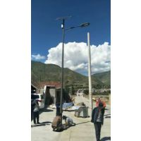 福建省福州市长乐县太阳能路灯的安装价格
