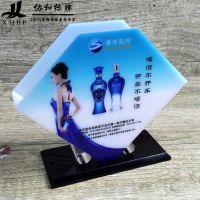有机玻璃制品简约创意亚克力餐巾纸盒餐巾盒高档酒店用品收纳盒