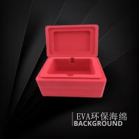 异型模切EVA海绵包装加工雕刻减震内衬内托航空箱包装