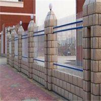 锌钢护栏@道路中间锌钢护栏厂家@南阳草坪铁艺围栏