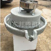 邦腾家用小型豆腐机 豆浆石磨机 高品质电动石磨机