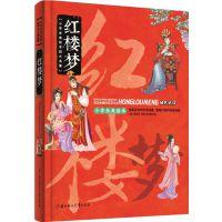 正版 成长BI读2-红楼梦.小学生美绘本四大名著 儿童精美绘本读物