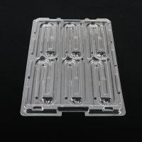 上海厂家直销吸塑托盘 PET塑料盒厚片吸塑汽车配件厂专用吸塑盘