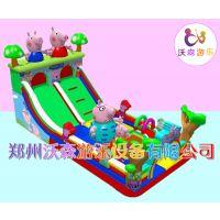 云南玉溪如何经营儿童充气城堡,郑州沃森游乐厂家直销