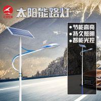 农村道路照明建设节能环保太阳能路灯