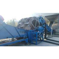 斗轮洗砂机SMXS