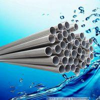 福建信烨供应304不锈钢薄壁水管直通 4分到12分管 双卡压快装直通有售