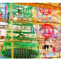 游乐网葫芦网 鸟巢幼儿园攀爬拓展训练网 彩虹网 可订制