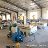 山西大同烤漆套装门生产设备 实木烤漆门成套生产机械