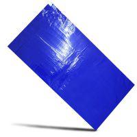 盈兴通厂家直销无尘车间专用除尘垫 45*90蓝色粘尘垫 高粘度防静电粘灰垫