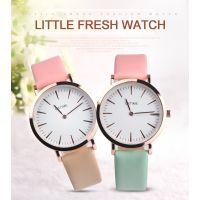 外贸热卖 OKTIME手表学生创意两针个性创意简约潮流时装饰女表