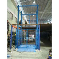 东升升降机 货架配套用升降设备 中山电动升降台厂家定做
