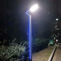 珊廷铝型材庭院灯 3米4米20w庭院灯小区景观灯户外防水热销草坪灯
