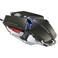 罗摩G50自定义10键宏编程lol逆战cf专用金属电竞机械加重游戏鼠标