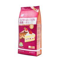 美玫低筋面粉1kg 优质小麦蛋糕粉曲奇饼干用低筋粉烘焙原料原装