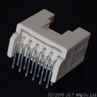 S12B-PUDSS-1 日本JST连接器原厂直销CONN HDR SIDE ENTRY 12 P