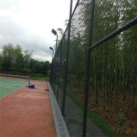 社区建设篮球场围网 新农村运动场围栏 场地隔离网