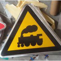 甘肃皋兰交通标志牌指示牌反光膜镀锌杆定制加工