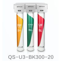 沁园商用管道式净水器QS-U3-BK300-20