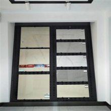 济南瓷砖冲孔网 地砖方孔网 瓷砖货架方孔展架