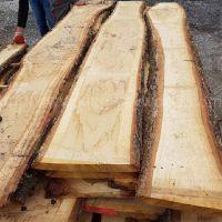 德国金威木业 欧洲白橡 橡木 木板材 毛边板 实木 板材ABC级