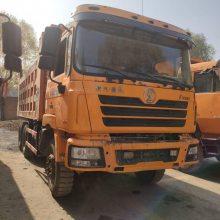 转让一批陕汽德龙380工程自卸车,15年出厂,5.8米货箱,能拉22方左右