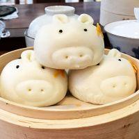 猪脸核桃豆沙包 猪头儿童营养早餐 猪头包 速冻包子馒12个/袋420g