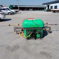 新型牵引式喷雾器 悬挂式打药机 折叠式喷杆喷雾机