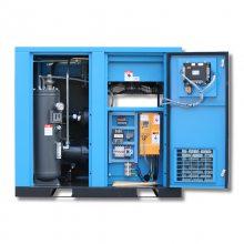 55kw矿山用螺杆空压机 机械制造用节能稳定螺杆空压机 空压机报价