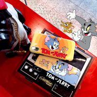卡通猫鼠iphoneX个性手机壳硅胶光面苹果7p全包防摔6s软壳保护套8