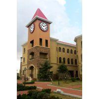 教堂用大本钟室外大型景观钟夜光大钟表塔楼照明报时大钟防水时钟