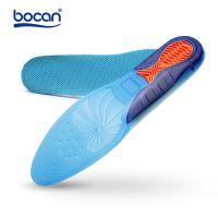 鞋垫增高硅胶男女运动减震透气吸湿排汗军训除臭防护