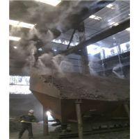 家具厂生产车间喷雾除尘设备