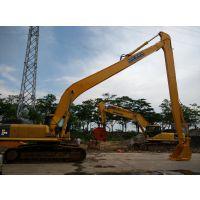 神钢改装挖机加长臂制作工序、全套挖掘机加长臂配件、加长臂行情