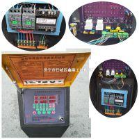GT4-14型全自动数控调直切断机主要技术参数