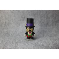 厂家定制PVC注塑公仔 魔术玩偶摆件卡通动画公仔