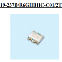 19-237B/R6GHBHC-C01/2T 亿光0603RGB全彩灯 1盘2K